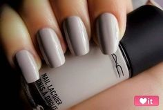 mac nail polish. I want some now please