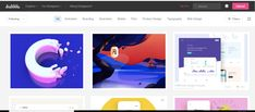 The 6 Best Website Motion Graphics Insipiration - nshuti paulin Cool Animations, Tile Art, Best Artist, Motion Design, Motion Graphics, Top Artists, The Good Place, Design Inspiration, The Incredibles