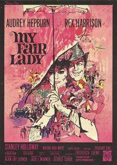 Buy My Fair Lady movie posters from Movie Poster Shop. We re your movie  poster source for new releases and vintage movie posters. 63fc85e6c934