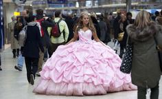 Channel 4 had a surprise hit with its show looking at the lives of travellers - and focusing on the over-the-top wedding dresses worn by gypsy brides. Traveller Paddy Doherty was a star of the first series, and went on to win Celebrity Big Brother. Gypsy Wedding Gowns, My Big Fat Gypsy Wedding, Gipsy Wedding, Wedding Dress Cost, Big Wedding Dresses, Wedding Bride, Bridal Gowns, Bridesmaid Dresses, Prom Dresses