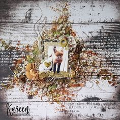 "kjkareen: ""Awesome"" pour Accent Scrapbooking"