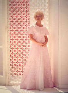 Doris Day Outfits | from when is this sugary pink dress...anyone,thanks,