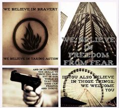 the Dauntless manifesto