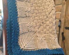 Knot your average baby blanket!!