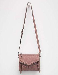 3b5acb7c77b9 VIOLET RAY Leanna Braided Crossbody Bag Leather Crossbody Bag