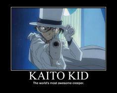 Kaito Kid Creeper Motivator by TeamTakagi.deviantart.com on @deviantART