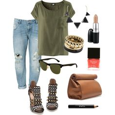 """""""The Freakin Weekend: 02"""" by partyoverhair on Polyvore   this outfit combo has slayed me. love it."""