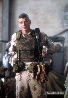 Black Hawk Down - Publicity still of Josh Hartnett