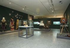 """La exposición temporal """"La Belleza, una búsqueda sin fin"""", realizada con la colaboración de L'Oréal España , podrá visitarse en el Museo de la Evolución Humana hasta el próximo 12 de enero de 2014"""