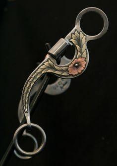 Mike Anders, San Angelo, TX - Handmade Bit
