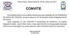 Jornal Sobral: 41 Anos do Núcleo Educacional João Fernando Sobral...