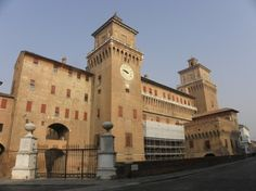 Ferrara, City of the Renaissance, and its Po Delta - World Heritage Site - Pictures, info and travel reports
