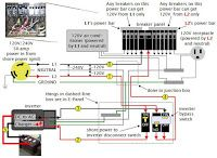 Electrical and Electronics Engineering: The AC wiring and making a 240VAC outlet work with...