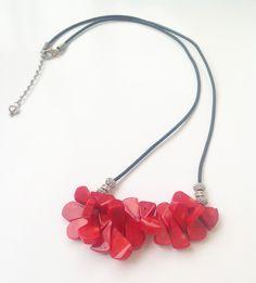 Coral  #jewelry #fashion #coral