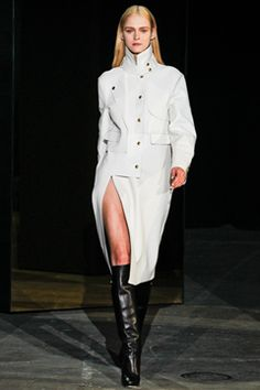 Alexander Wang Fall 2012 Ready-to-Wear Collection
