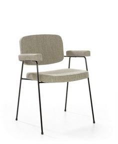 Designed in 1954 by Pierre Paulin, Artifort reintroduces the Moulin side chair and armchair in 2013.