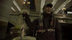 サカナクション山口一郎の釣り番組がNHKで放送、夜の東京湾でシーバス狙う