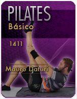 Video Clase PILATES BÁSICO CON MAURO #1411 http://blgs.co/w0-J_g