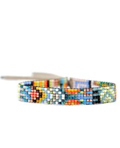 [Julie Rofman] 'Palermo' Tiny Beaded Bracelet, *Available in Various Patterns* - $77