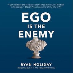 Starting out the new year with this book by @ryanholiday # #egoistheenemy #onpurpose