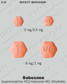 Suboxone is now widely used on treatment of opiate addictions