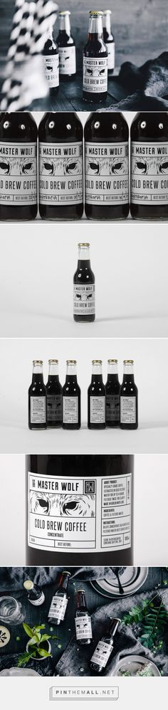 Master Wolf Cold Brew Coffee by EPC - SHT, Ksenia Jakobson