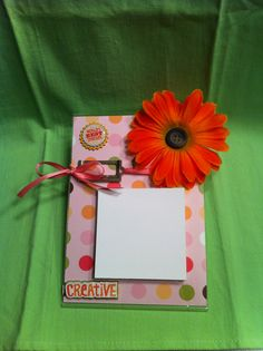 Personalized Post-it note teacher gifts!