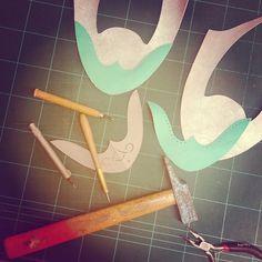 Doing it. #handmade #shoes #shoemaker #shoelovers #scarpe #artigianali #elehandmade #oxford #blucher #spectator