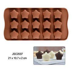 1pcs 6 even puppy silicone chocolate mold fondant mold insert mold