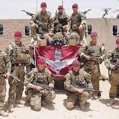 British Paratroopers in Afghanistan