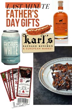 Just Us Gals: Local Ideas for Dad's Big Day
