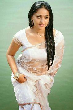 Anushka shetty@wet