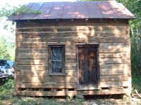 This quality log cabin was restored by Old Log Cabins in the North Carolina Mountains.....