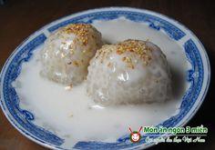 Cách nấu chè bột báng | Món ngon mỗi ngày | Món ăn ngon | Món ngon Việt Nam
