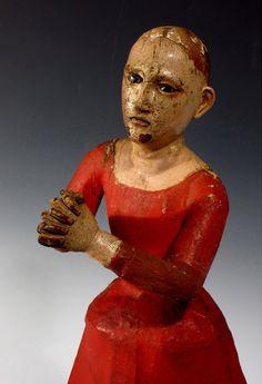 La Virgen de la Soledad, Mexico, historia-antiques.com