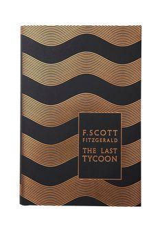Book Design: F. Scott Fitzgerald