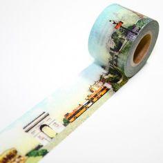 washi tape paris 2