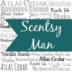 Scentsy Man ScentsbyKris.scentsy.us
