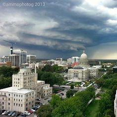Boise Idaho storm