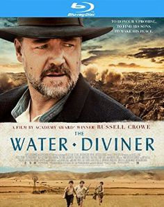 The Water Diviner (2015)   New Theater Rls  | Drama | War  (BLURAY) Russell Crowe