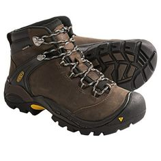 Keen Ketchum Leather Hiking Boots - Waterproof (For Women)