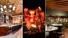 Quench your thirst with Time Out's comprehensive guide to Las Vegas bars and lounges, from the swankiest cocktail venues to the most intimate dive bars.