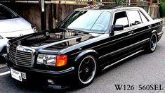 Mercedes S Class Amg, Mercedes W126, Mercedes 500, Mercedes Benz Cars, Mercedez Benz, Daimler Benz, Classy Cars, Car Car, Hot Cars