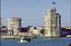 France - Niort et la Rochelle