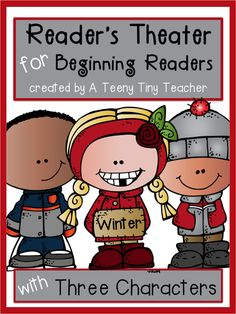 A Teeny Tiny Teacher: Reader's Theater for Begnner Readers $