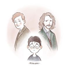 @taryndraws #potterweekprompts #6 ⭐️Parental figure⭐️This is sad, I know... but I feel that #remus and #sirius must be in this drawing. I want to apologize because I totally lose the track of the #challenge but I promise the last one will be here sooner _____________ 6.⭐️Figura parental⭐️es triste, lo sé... pero creo que Remus y Sirius tenían que estar en este dibujo. Siento mucho haberme quedado tan atrás con el #reto prometo que el último llegará antes