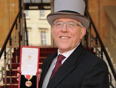 Royal Free boss Sir David Sloman knighted at Buckingham Palace