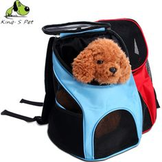 2017 King-S Pet Folding Solid Pet Carrier Bag Cat Dog Carry Hand Tote Bag Travel Portable Puppy Dog Backpack Size 30X31X33cm