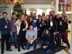 Life at TechWyse gets pretty interesting. Today we got to meet Toronto Blue Jays own Superman, Kevin Pillar!