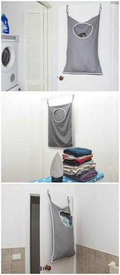 53 Ideas Tiny Bathroom Organization Space Saving Laundry Rooms For 2019 Small Bathroom Organization, Home Organization, Bathroom Ideas, Bathroom Small, Modern Bathroom, Space Saving Ideas For Home, Small Space Living, Kid Spaces, Small Spaces